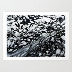 Suds Art Print