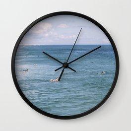 WB Wall Clock