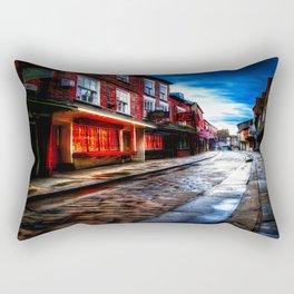 Medieval York Art Rectangular Pillow