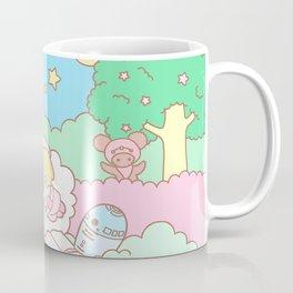 Sleepy Ewok Dream Forest Coffee Mug