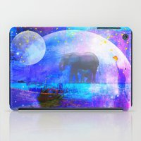 paradise iPad Cases featuring paradise by haroulita