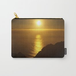 Sunset over the Canary islands Carry-All Pouch