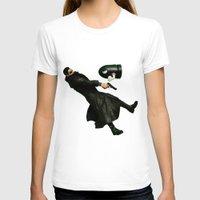 matrix T-shirts featuring Matrix by Beastie Toyz