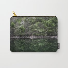 Reflections in lake Carry-All Pouch