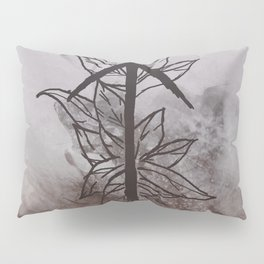 Warrior Rune Pillow Sham