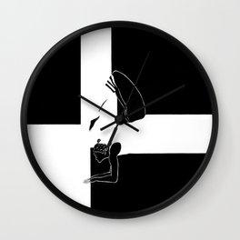 BW.Standing Wall Clock