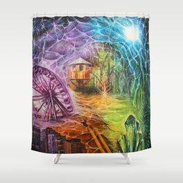 Snap Shots Shower Curtain