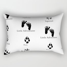 Little Adventurer Rectangular Pillow