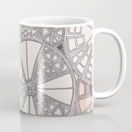 The Wheel Machine (1 & 2) Coffee Mug