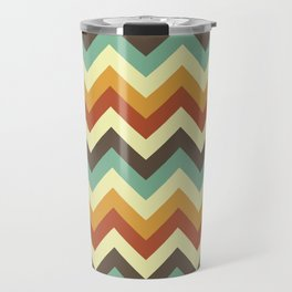 Zigzag Travel Mug