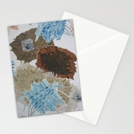 Carbonation Collection: ski Stationery Cards
