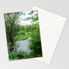 Lush Riverside Stationery Cards