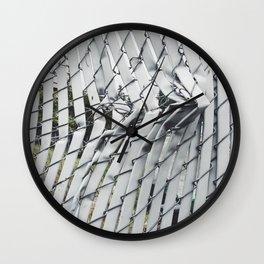 Destroy Me I Wall Clock