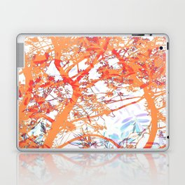 Orange Trees Laptop & iPad Skin