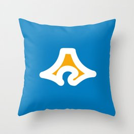 shizuoka region flag japan prefecture Throw Pillow