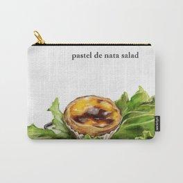 La Cuisine Fusion - Pastel de Nata Salad Carry-All Pouch