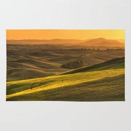 Golden Grains Rug