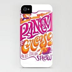 Panem et Circenses iPhone (4, 4s) Slim Case