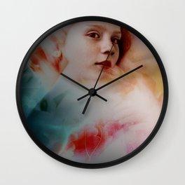 Amilia Dreaming Brighter Wall Clock