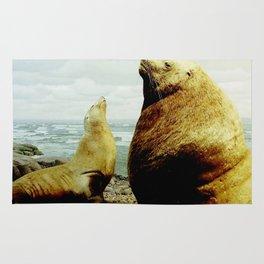 Sea Lion II Rug