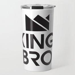 King Bro Travel Mug