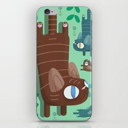 catnip iPhone Skin