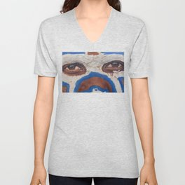 Tribal View Unisex V-Neck