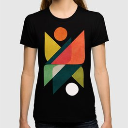 Reflection (of time and space) T-shirt