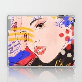 Rosalia Laptop & iPad Skin