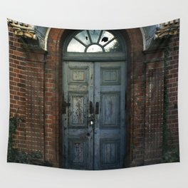 Abandoned Wall Tapestry