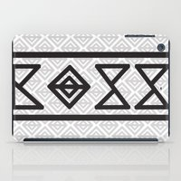 boss iPad Cases featuring BOSS by SoulDeep