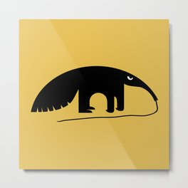 Angry Animals - Anteater Metal Print