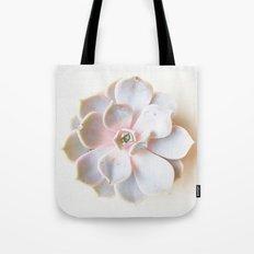 Pink Succulent II Tote Bag