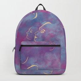 Hidden faces Backpack