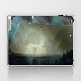 A vulture's nightmare Laptop & iPad Skin