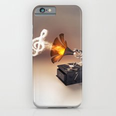 let the music play (just keep the groove) Slim Case iPhone 6s