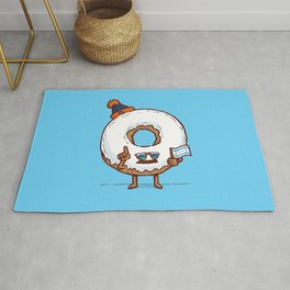 The Chicago Donut Rug