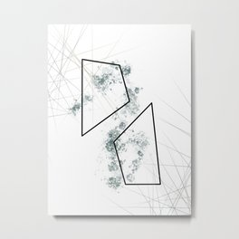 GEOMÉTRICOS N3 Metal Print