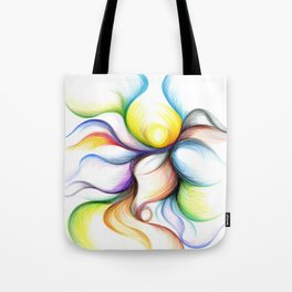 My Dancer's Embrace Tote Bag