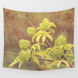 Dipped In Copper Series Wall Tapestry