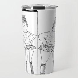 Mirror, Mirror Travel Mug