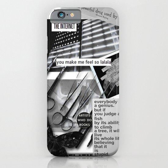 You Make Me Feel So La la la~~ iPhone & iPod Case