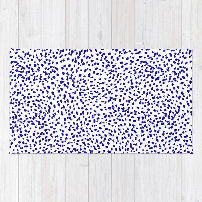 Dalmatian Print Rug Area Rug Ideas