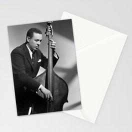 Charles Mingus - Black Culture - Black History Stationery Cards
