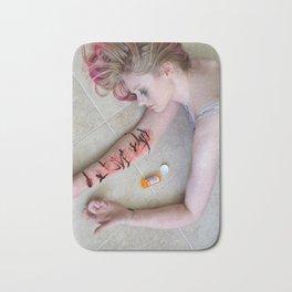 Bipolar Disorder Bath Mat