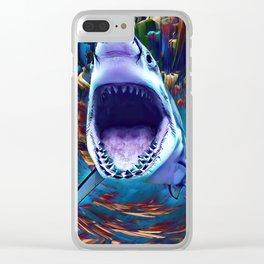 The Predator Clear iPhone Case