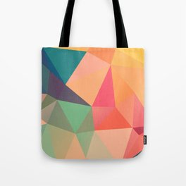 Geometric XV Tote Bag