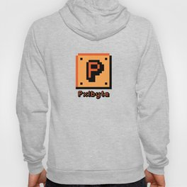 Pxlbyte Logo Shirt Hoody