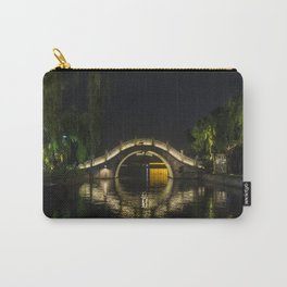 The Cat Crossing Carry-All Pouch