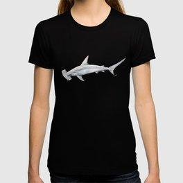 Hammerhead shark for shark lovers, divers and fishermen T-shirt